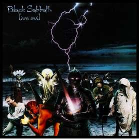 BLACK SABBATH - Live Evil - Cd Slipcase