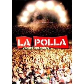 LA POLLA - Vamos Entrando DVD