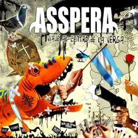 ASSPERA - Viaje al Centro de la Verga - Cd
