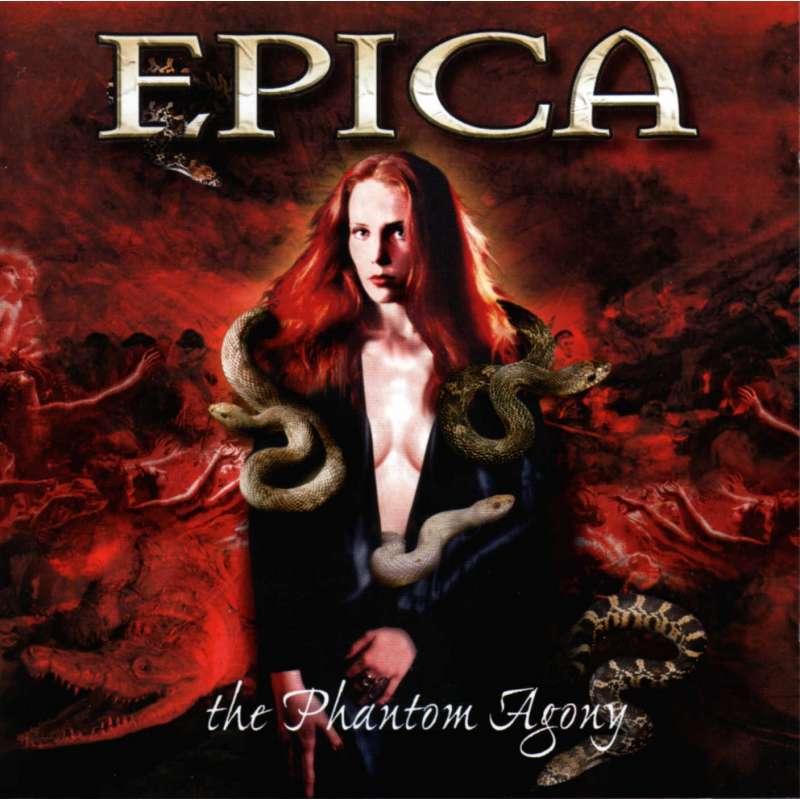 EPICA - The Phantom Agony - Cd
