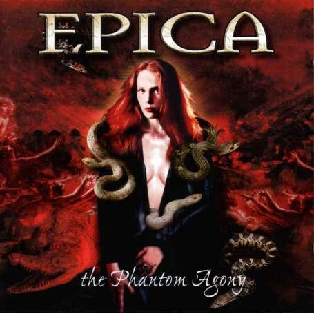 The Phantom Agony - cd