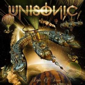 UNISONIC - Light of dawn CD