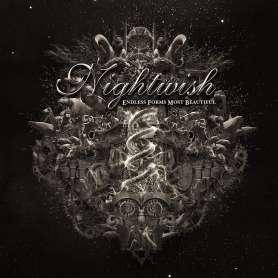 NIGHTWISH - Endless Forms Most Beautiful - 2CD