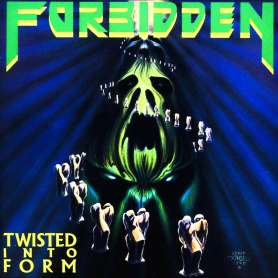 FORBIDDEN - Twisted Into Form - Cd