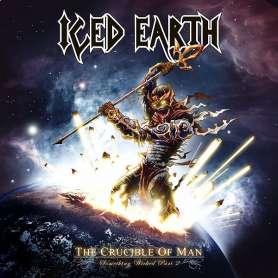 ICED EARTH - The crucible...