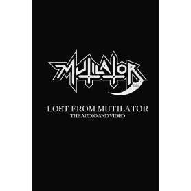 MUTILATOR - Lost From Mutilator- DVD Bootleg