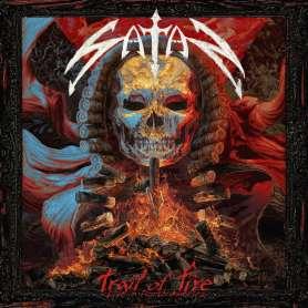 SATAN - Trail of Fire (Live...