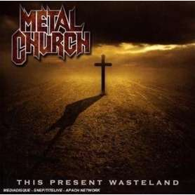 METAL CHURCH This present...