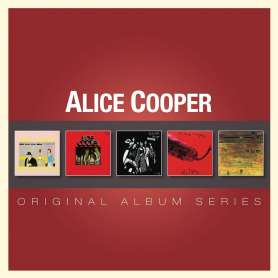 ALICE COOPER - Original...