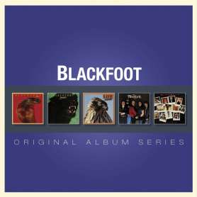 BLACKFOOT - Original album...