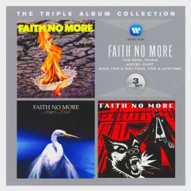 FAITH NO MORE - The Triple...