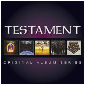 TESTAMENT - Original album...