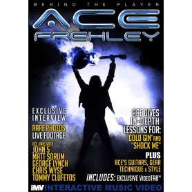 ACE FREHLEY - Behind The...