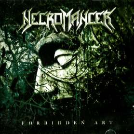 NECROMANCER - Forbidden Art