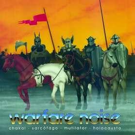 WARFARE NOISE - LP -...