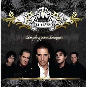 REY VENENO - Simple Y Para Siempre - Cd