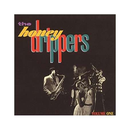 ROBERT PLANT - The honeydrippers - CD