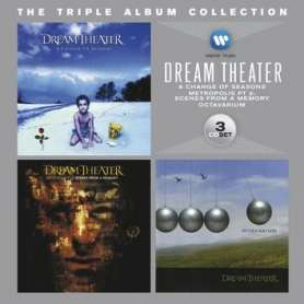 DREAM THEATER - The Triple...