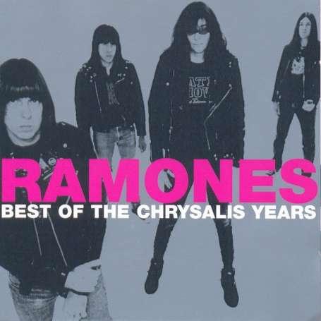 RAMONES - The Best of The Chrysalis Years - Cd