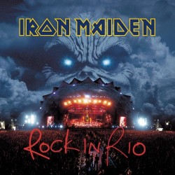 IRON MAIDEN - Rock in rio...