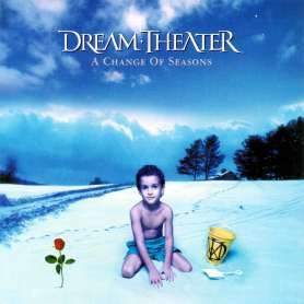 DREAM THEATER - Change of...