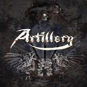 ARTILLERY - Legions - Cd