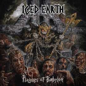 ICED EARTH - Plagues of...