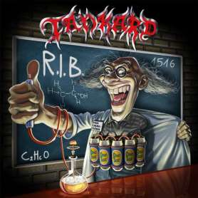 TANKARD - R.I.B. (Rest In...