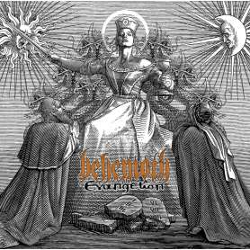 BEHEMOTH - Evangelion - Cd