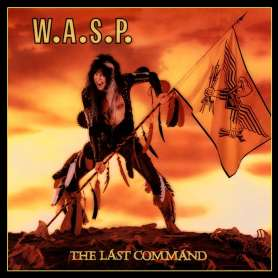 W.A.S.P - The Last Command - Cd