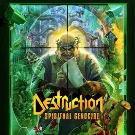 DESTRUCTION - Spiritual...