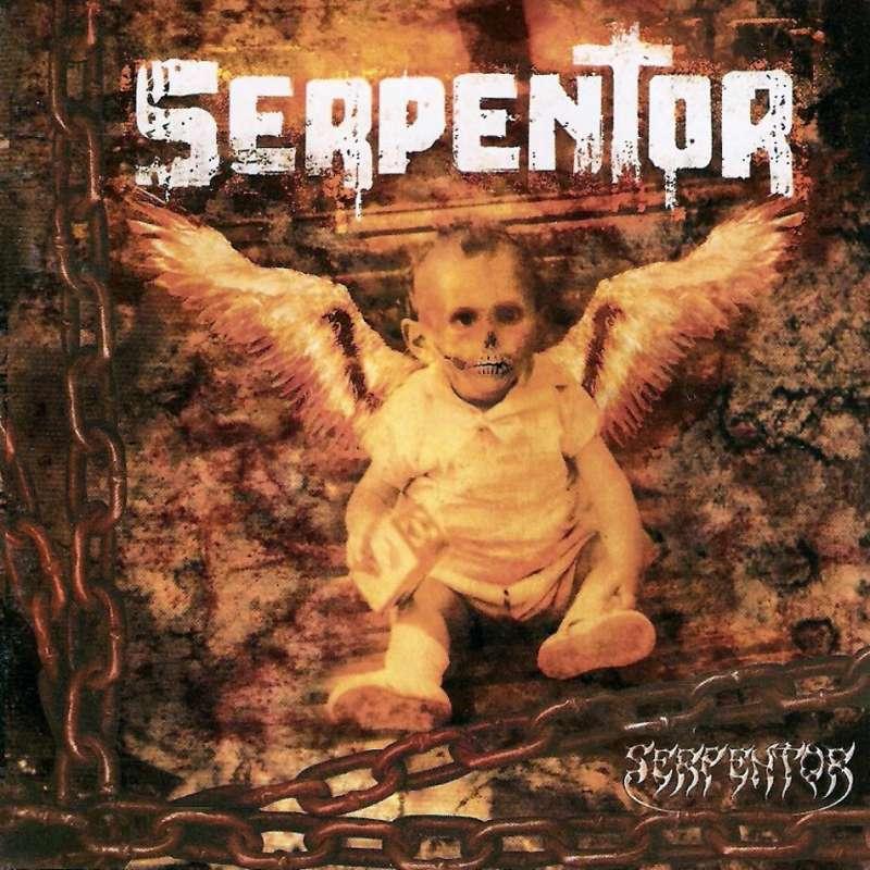 SERPENTOR - Serpentor - Cd