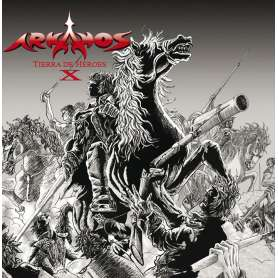 ARKANOS - Tierra de heroes X