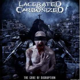 LACERATED AND CARBONIZED...