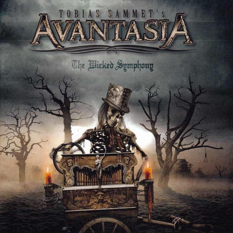 AVANTASIA - The wicked symphony - Cd