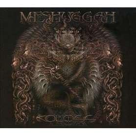 MESHUGGAH - Koloss CD +DVD