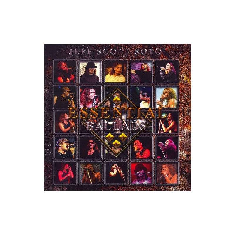 JEFF SCOTT SOTO - Essential ballads