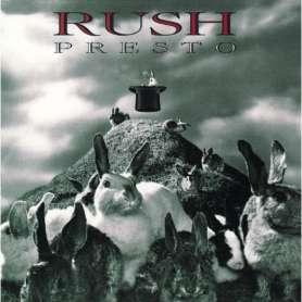 RUSH - Presto 1LP