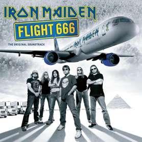 IRON MAIDEN - Flight 666:...
