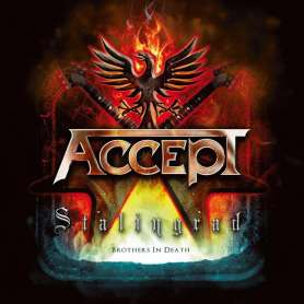 ACCEPT - Stalingrad - Cd