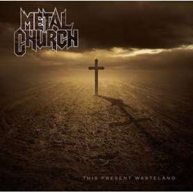 METAL CHURCH - This present...