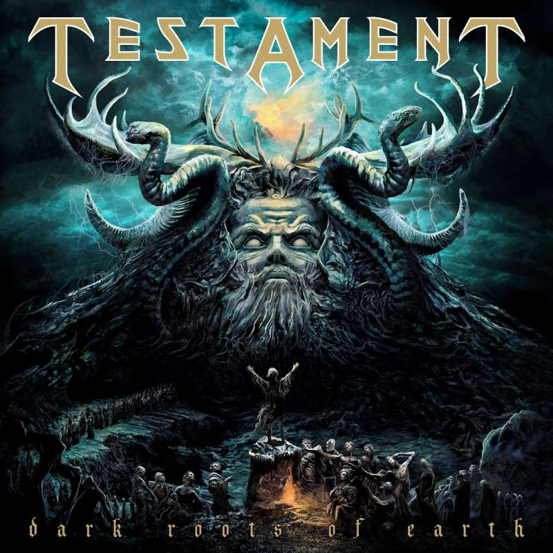 TESTAMENT - Dark Roots Of Earth CD + DVD