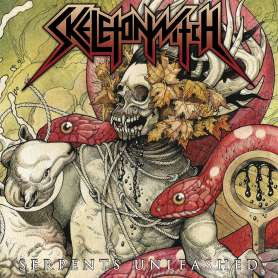 SKELETONWITCH - Serpents...