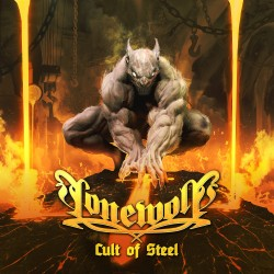 LONEWOLF - Cult of steel