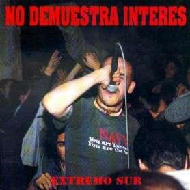 NO DEMUESTRA INTERES -...