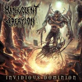 MALEVOLENT CREATION...