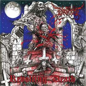 BLOODFIEND - Revolting Death - Cd