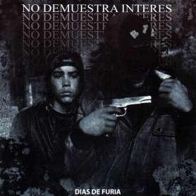 NO DEMUESTRA INTERES - Dias...
