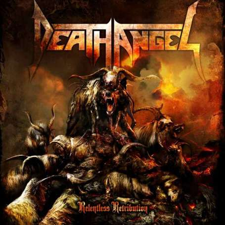 DEATH ANGEL Relentless retribution