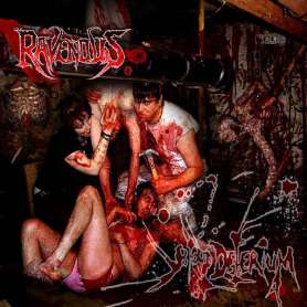 RAVENOUS Blood Delirium